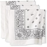 Levi's 100% Cotton Bandana Headband Gift Sets