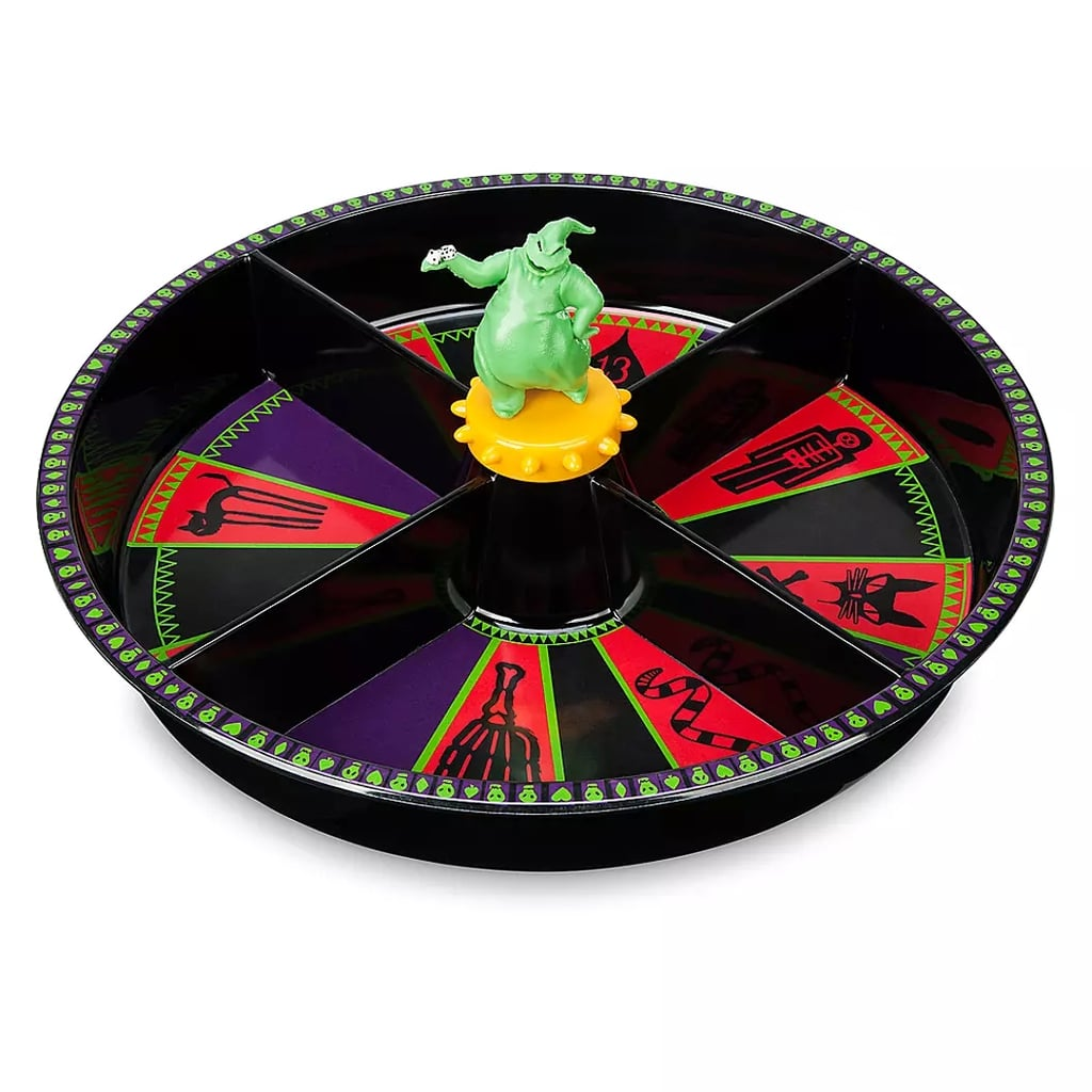 The Nightmare Before Christmas Oogie Boogie Roulette Candy Dish
