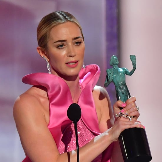 Emily Blunt Speech at the 2019 SAG Awards Video