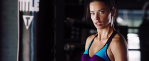Adriana Lima's Workout Playlist Will Put You in Beast Mode Starting With Its First Song