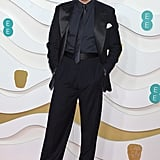 Jack Lowden at the 2020 BAFTAs in London