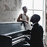 Solange Knowles-Inspired Wedding