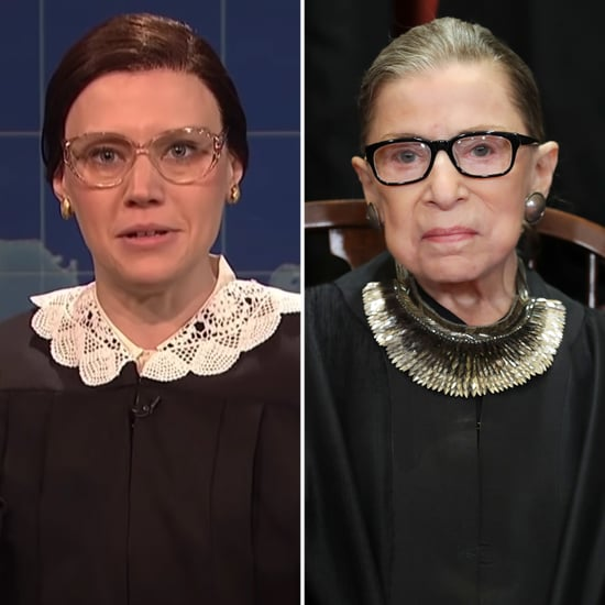 Read Kate McKinnon's Tribute to Ruth Bader Ginsburg