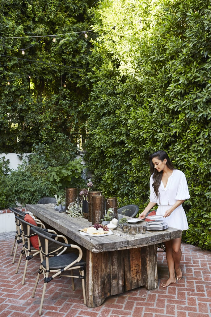 Pictures Of Shay Mitchell S Yard Popsugar Home Australia