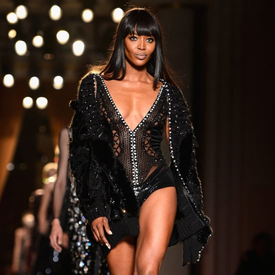 Atelier Versace 2013 Fall Paris Haute Couture Naomi Campbell