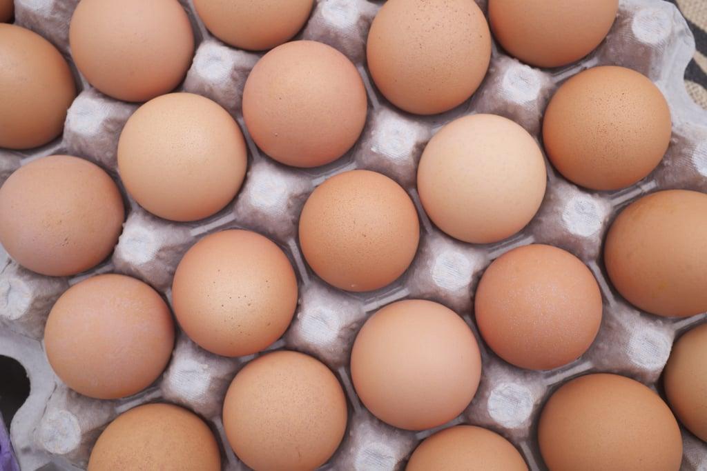 Clarifying Egg Mask For Acne