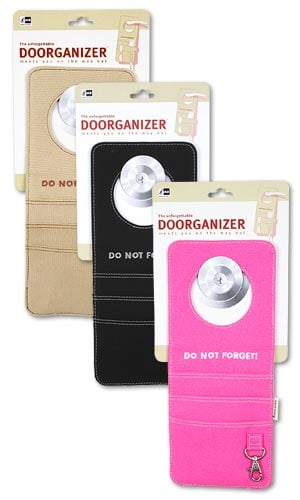 Don't-Forget Door Hangers