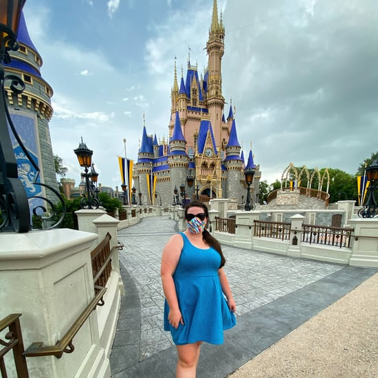 What It Was Like at Disney World's Reopening Amid COVID-19