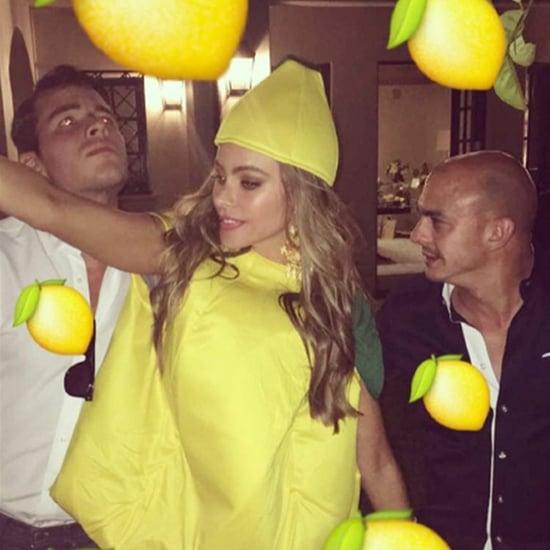 Sofia Vergara Throws Lemon Birthday Party (Video)