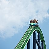 Ride Kingda Ka in Jackson, NJ