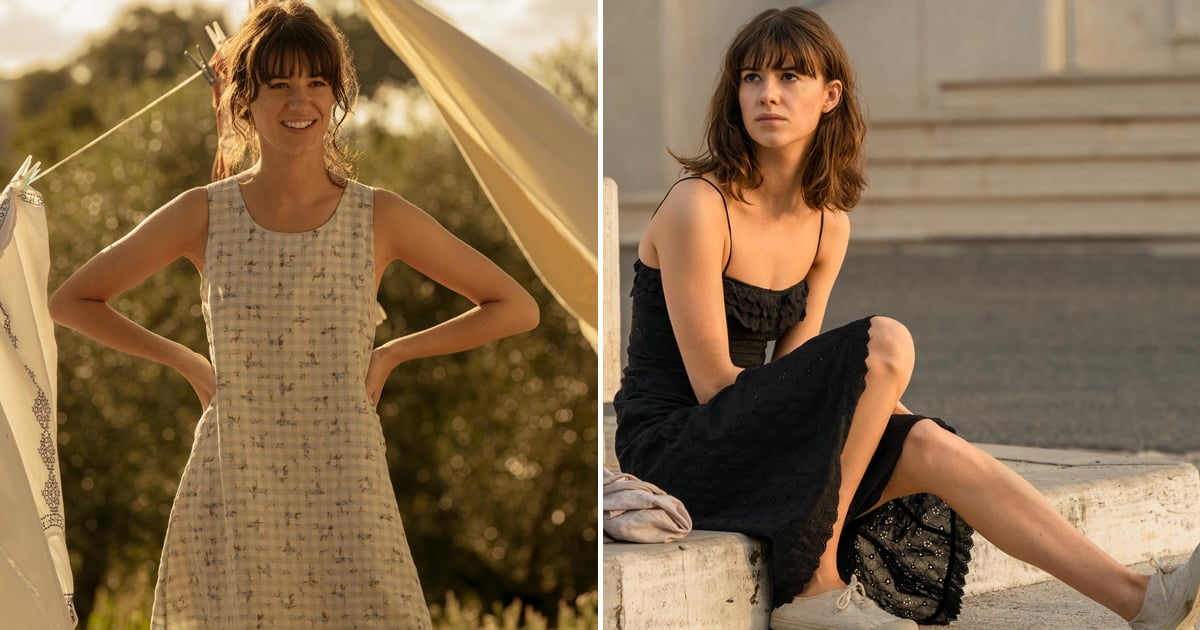 How To Dress Like Marianne In Normal People Popsugar Fashion