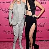 Pictured: Gigi Hadid and Yolanda Foster