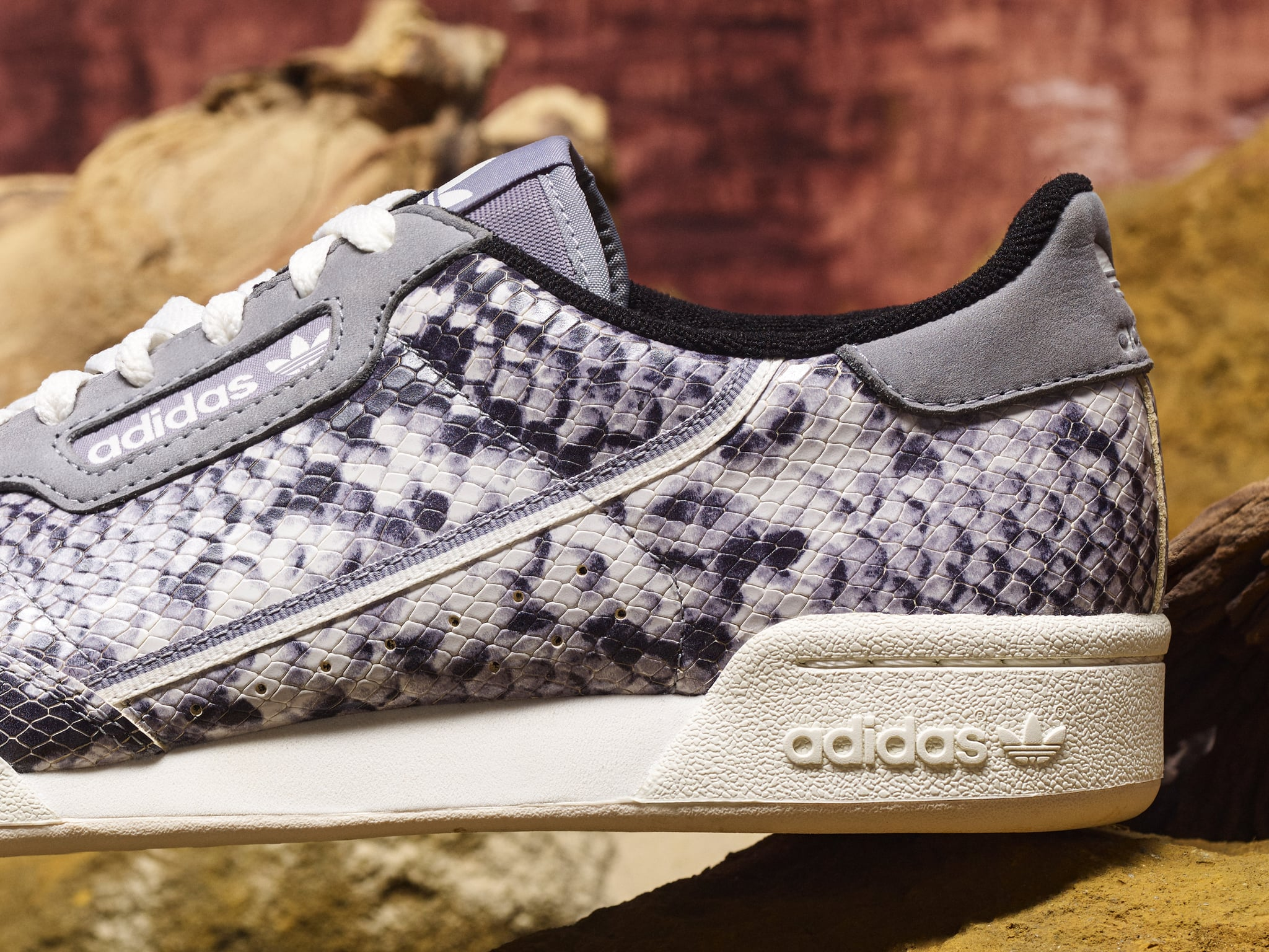 adidas snakeskin trainers cheap online
