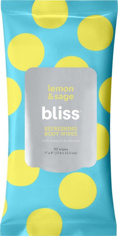 Bliss Lemon & Sage Body Wipes