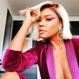 Gabrielle Union s New Platinum Wig Makes Her Looks Like an Atomic Blond Bombshell