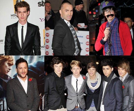 Best of 2010 Poll Pick Your Favourite New Man You Want to See More Of in 2011