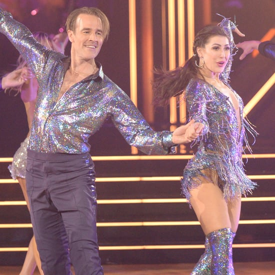 Tweets About James Van Der Beek's Elimination on DWTS