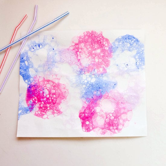 Try a Bubble Paint Project