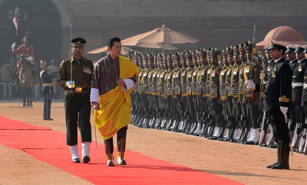 Bhutan: King Jigme Khesar Namgyal Wangchuk