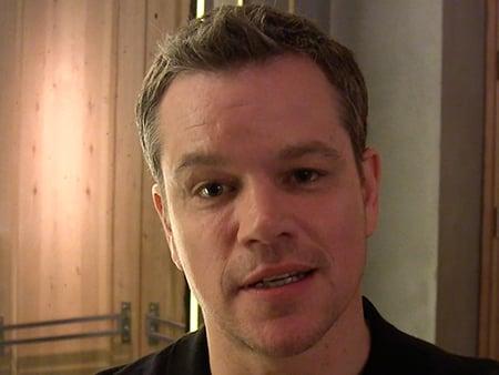 WATCH: Matt Damon and Will Smith Surprise Decathlon Winner Ashton Eaton