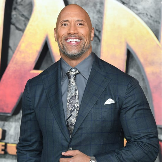 Dwayne Johnson's Cheat Meal March 2018