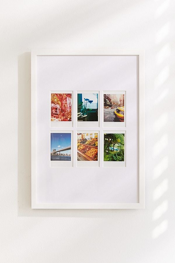 instax gallery photo frame