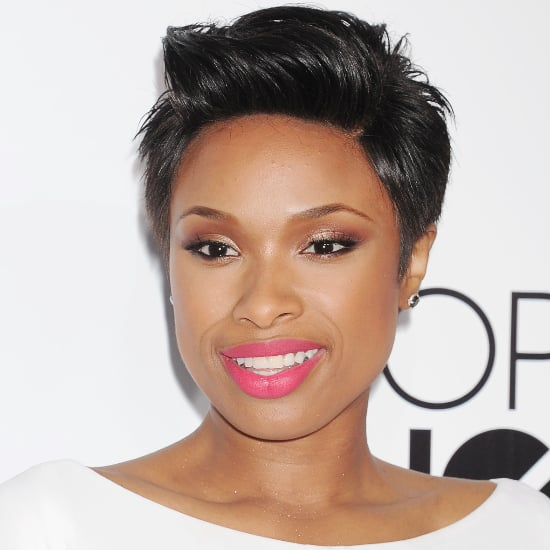 Jennifer Hudson's Lipstick at People's Choice Awards 2014
