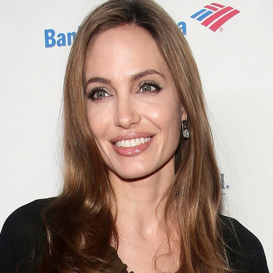 Angelina Jolie at the Women in the World Summit 2013