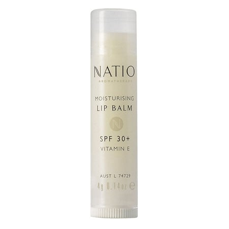 Natio Moisturising Lip Balm SPF 30+ ($4.95)