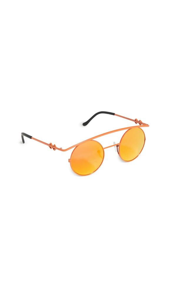 Karen Wazen – Retro's XL Sunglasses