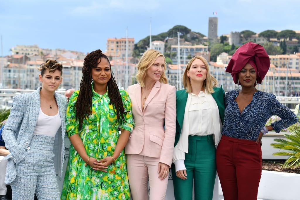 Kristen Stewart, Ava DuVernay, Cate Blanchett, Léa Seydoux, and Khadja Nin
