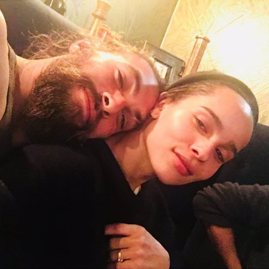 Birthday Boy Jason Momoa Celebrates With Goddess Lisa