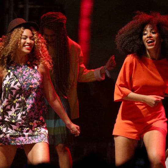Beyoncé and Solange Knowles at Coachella Over the Years
