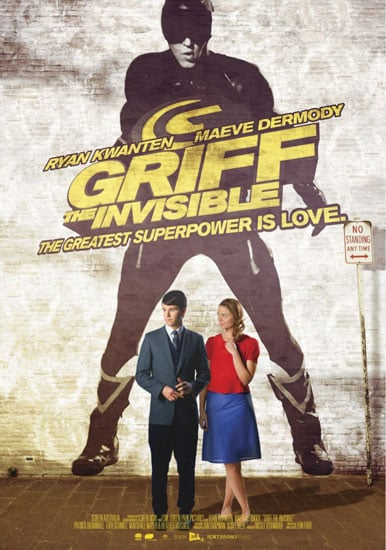 2010: Griff in Griff the Invisible | Ryan Kwanten's Career Evolution