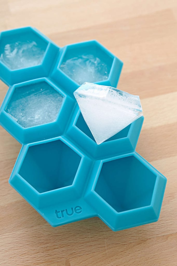 Any drink will taste like a million dollars with a diamond ice cube tray ($14) to keep it chilled.