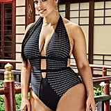 Ashley Graham x Swimsuits For All Shiatsu Swimsuit