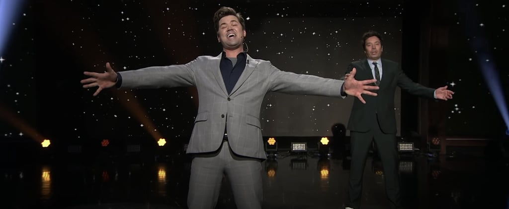 Watch Andrew Rannells and Jimmy Fallon's 2020: The Musical