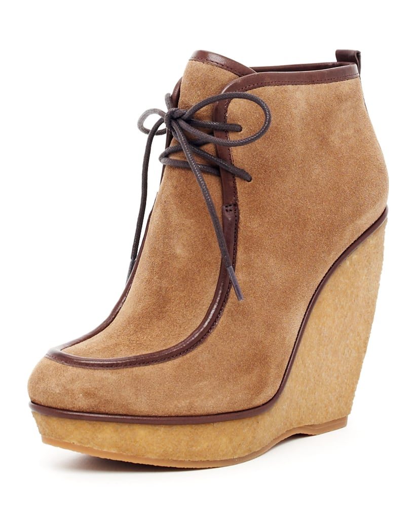 Wedge Boot