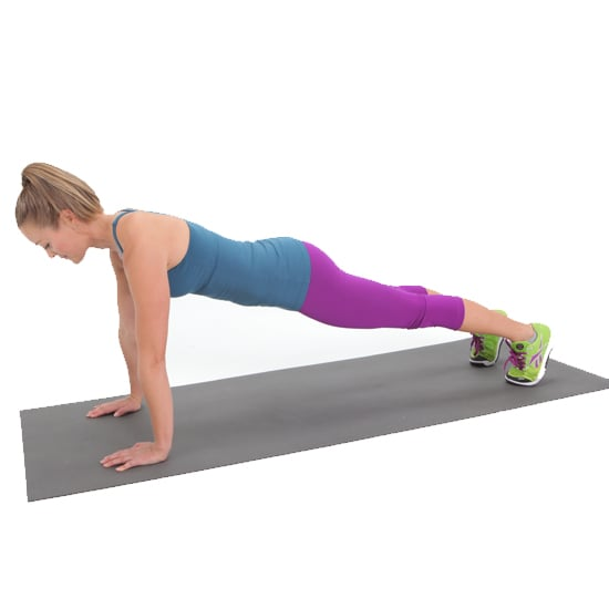 Benefits of a Normal Plank vs and Elbow Plank