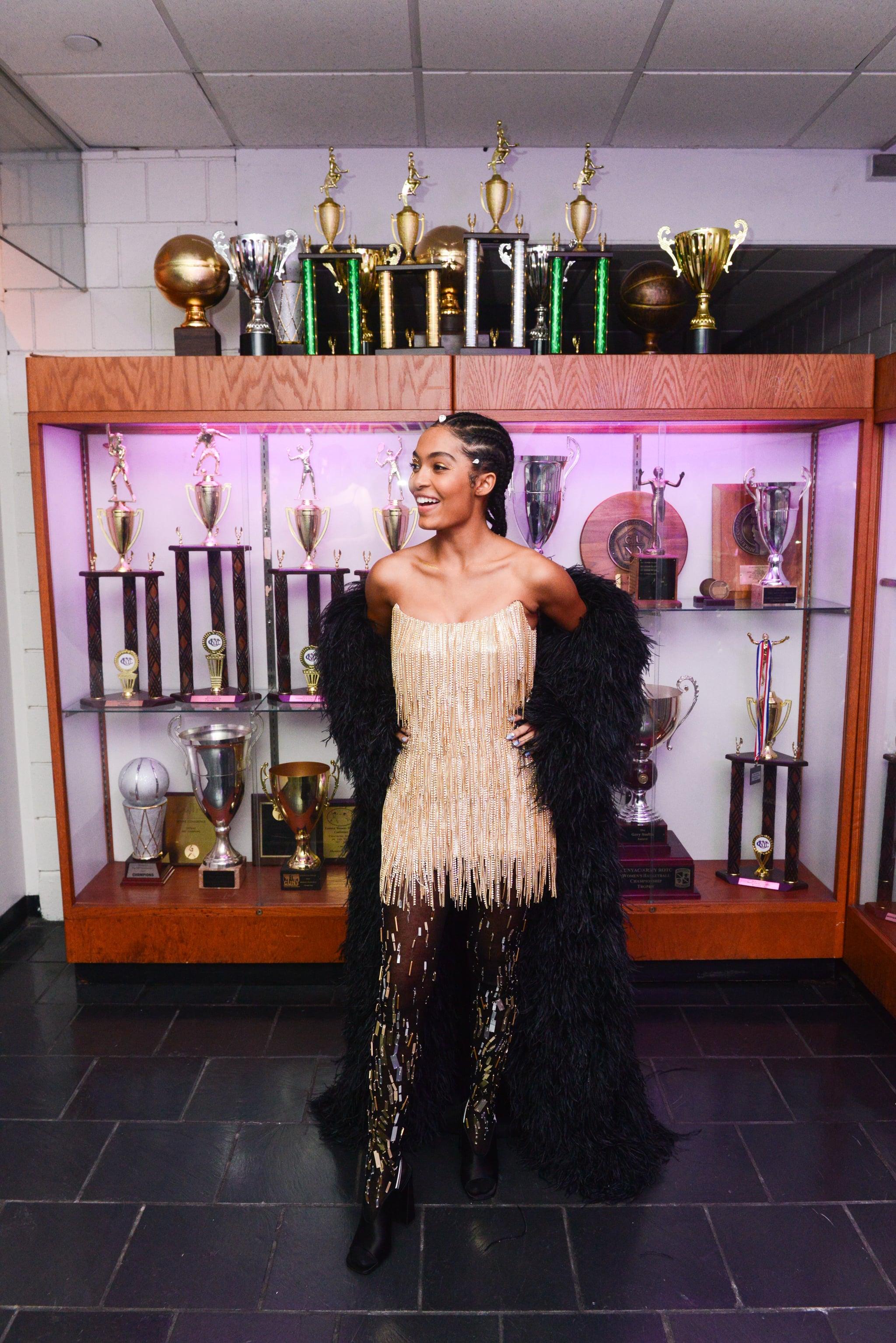 Yara Shahidi At The Gucci Met Gala Afterparty The Met Gala Afterparty Had Its Own Unofficial Theme Glitz And Glam Popsugar Fashion Photo 108