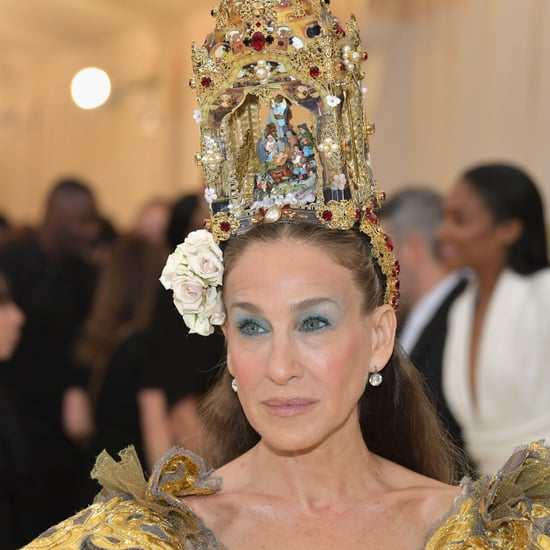 Sarah Jessica Parker's Eyeshadow at the Met Gala 2018