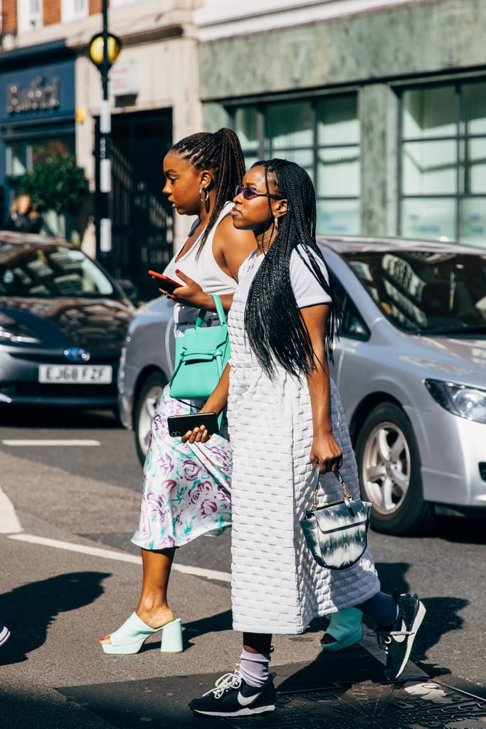 The Best Street Style at London Fashion Week Spring 2020
