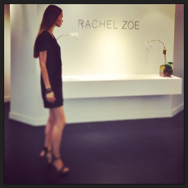 Rachel Zoe casted models and let us in on the action! Source: Instagram user rachelzoe