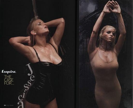 Jessica Simpson For Esquire