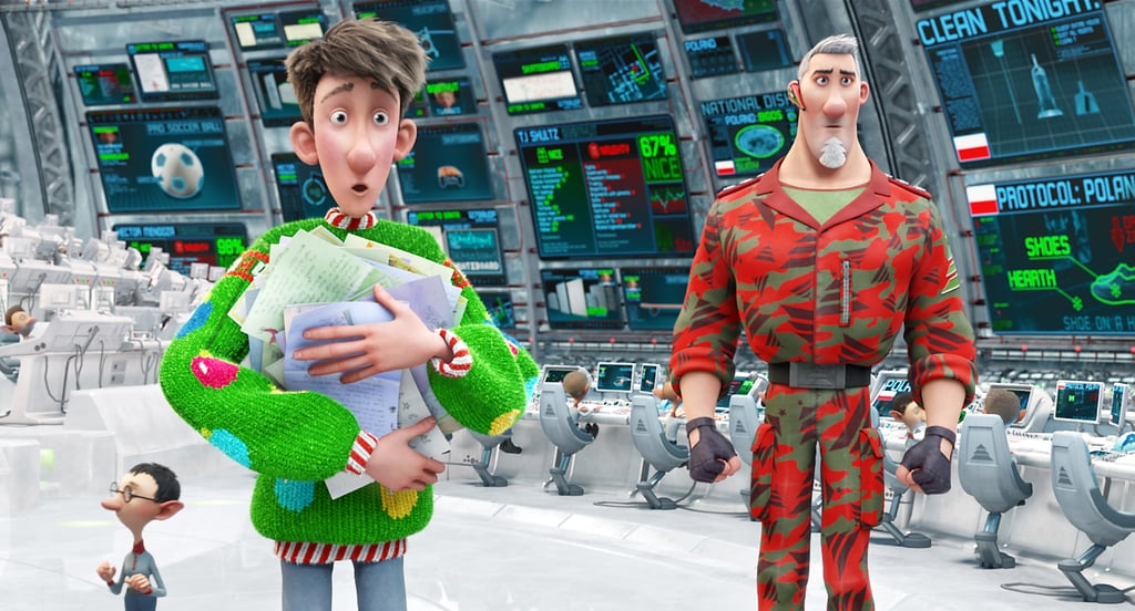 Arthur Christmas Christmas Movies On Netflix Uk Popsugar Entertainment Uk Photo 20