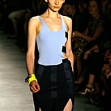 Joseph Altuzarra Was Ready to Take Some Risks for Spring 2011