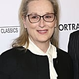 Meryl Streep as Josephine March