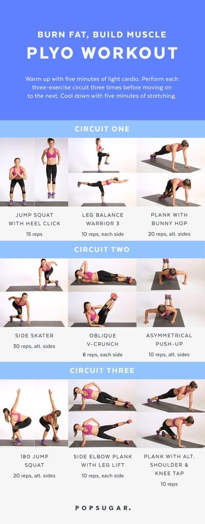Full-Body Plyo Workout