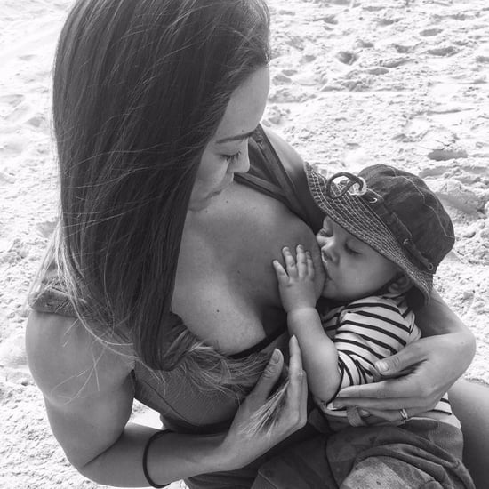 Mom Reflects on the End of Breastfeeding Journey