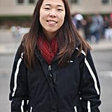 Bitnari Kim, age 25, from New Jersey